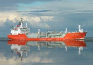 Flüssiggas Tankschiff