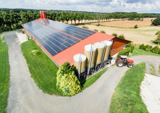 Flüssiggas versorgt die Landwirtschaft auch dann mit Energie, wenn Erdgas oder Heizöl nicht infrage kommen
