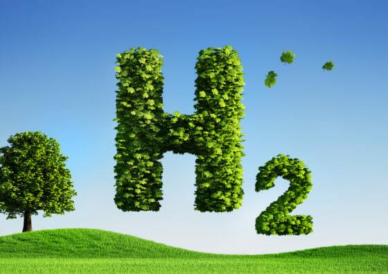 Wasserstoffheizung